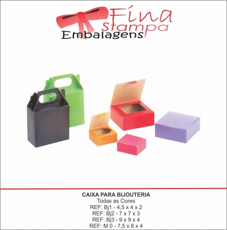 Caixa Personalizada Brinde Vila Dila - Caixa Personalizada com Visor