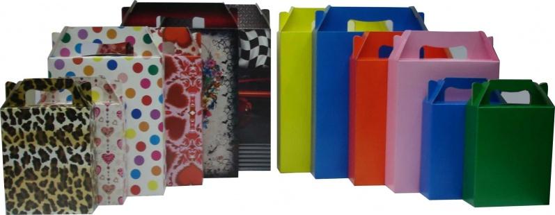 Caixas Maleta Preço Jaçanã - Caixa Personalizada com Visor