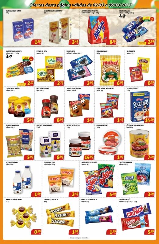 d6ba6614b panfletos de supermercados Jardim Europa