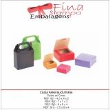 caixa personalizada brinde Vila Alexandria
