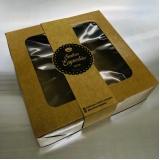 caixa personalizada com visor preço Vila Anastácio