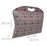 caixas almofadas M'Boi Mirim