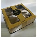 caixa personalizada para doces