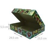 caixas retangulares Jardim Presidente Dutra