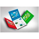 catálogo corporativo personalizados preço Ponte Rasa