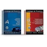 catálogo corporativo personalizados Cantareira