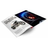 catálogo personalizado de produtos preço Arujá
