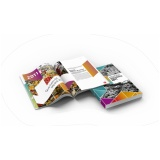 gráfica para impressão de catálogos