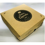 empresas de caixa personalizada para doces Suzano