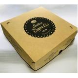 empresas de caixa personalizada para doces Vila Romana