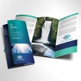 folder de apresentação de empresa preço Vila Morumbi