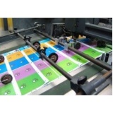 gráfica impressão off set grandes tiragens Vila Prudente