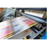 gráfica impressão de revistas