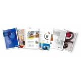 impressão catálogo de produtos Jardim Santa Terezinha