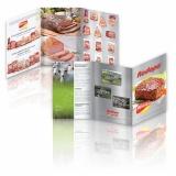 impressão de catálogo de produtos Cachoeirinha