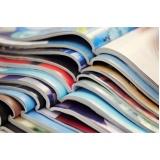 impressão de catálogos e revistas Vila Clementino