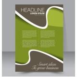 impressão de panfletos para distribuição Jardim Europa