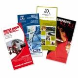 orçamento de folder de apresentação empresarial personalizada Jabaquara