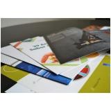 orçamento de impressão de catálogo de produtos Vila Matilde