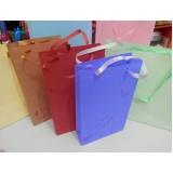 orçamento de sacola de papel com impressão Parque São Rafael