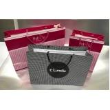 orçamento de sacola de papel offset Cidade Ademar