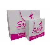 orçamento de sacolas de papel Cidade Dutra