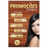 panfletos para distribuição preço Taboão