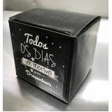quanto custa caixa personalizada para caneca Jaguaré
