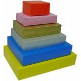 quanto custa caixa retangular Pinheiros