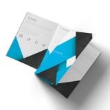 quanto custa folder de apresentação de produto Aricanduva
