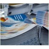 quanto custa gráfica impressão de flyers Vila Suzana
