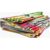 quanto custa impressão de catálogos e revistas Parada Inglesa
