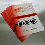 quanto custa impressão de catálogos personalizados Vila Sônia