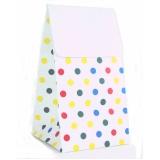 venda de sacola de papel personalizada Vila Mariana